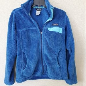 Patagonia Re-Tool Full-Zip Fleece Jacket   Sz M